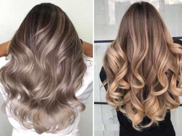 Модные тенденции в окрашивании волос 2021. Фото, техники